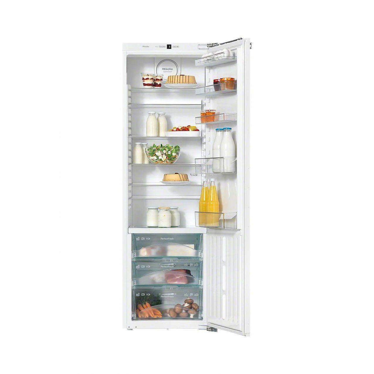 Miele Einbaukühlschrank K 37272 Id Ohne Gefrierfach Nischenhöhe von Einbaukühlschrank Ohne Gefrierfach 178 Cm Photo