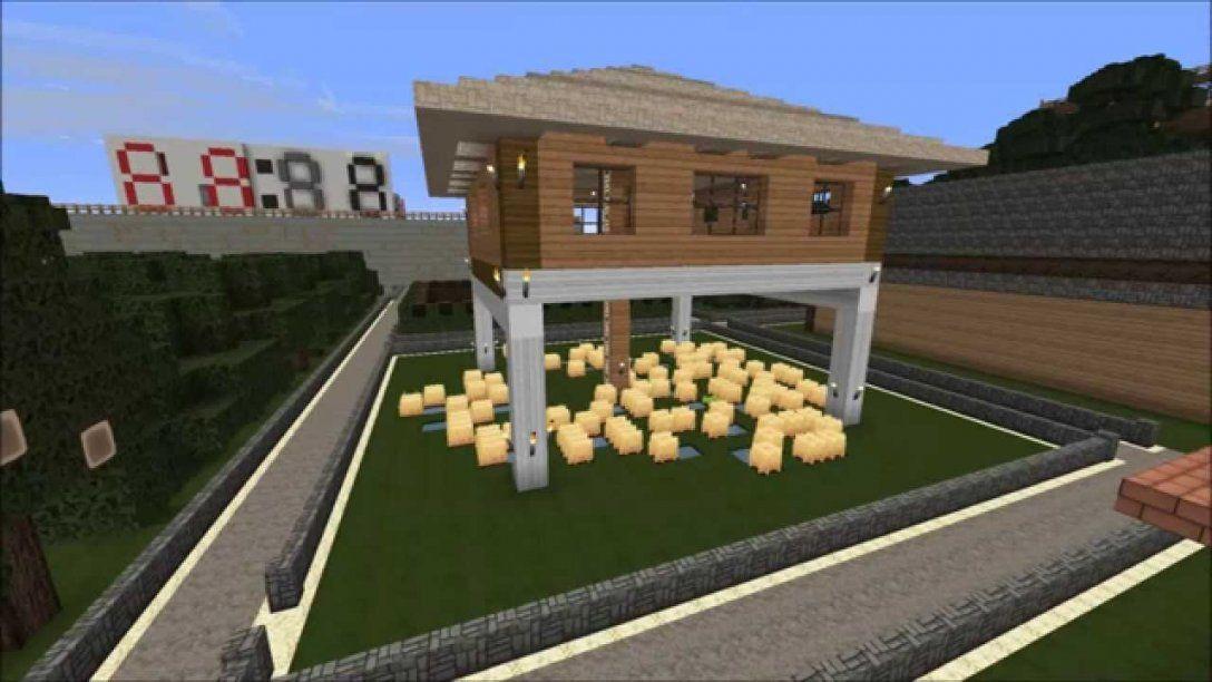 Minecraft Bauideen Und Bilder Von Unserem Server 2  Youtube von Minecraft Bauideen Zum Nachbauen Bild