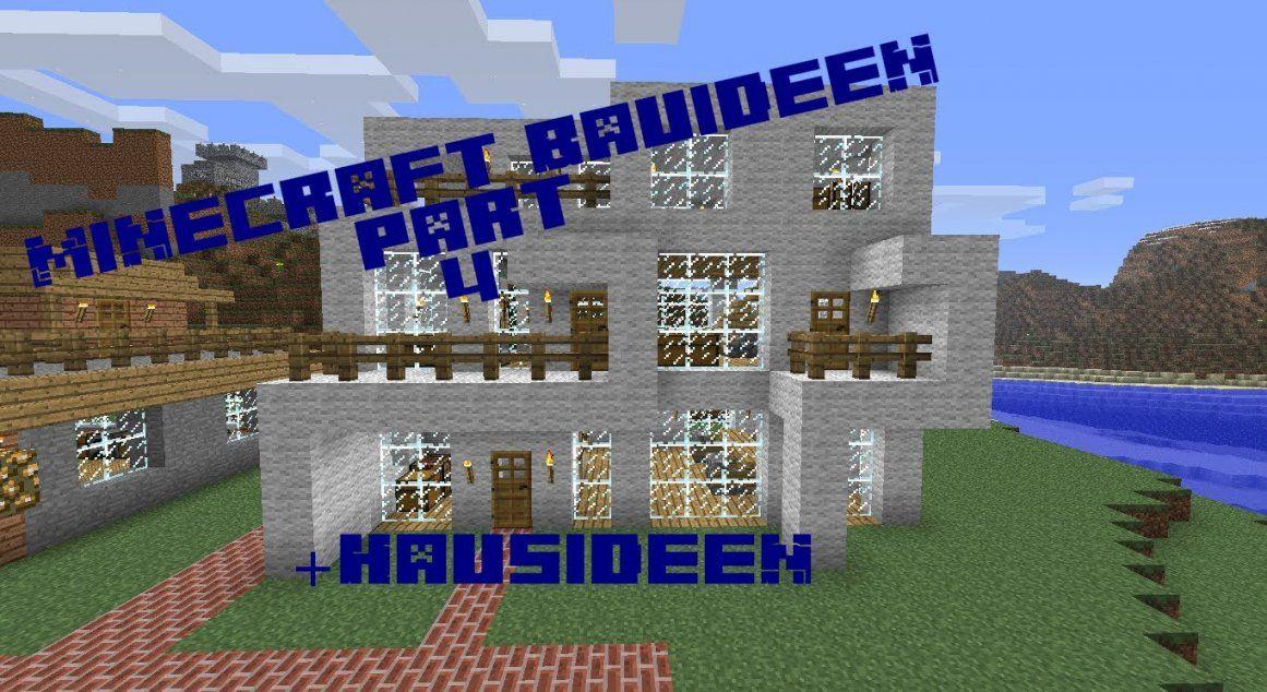 Minecraft Haus Ideen von Minecraft Bauideen Zum Nachbauen Bild