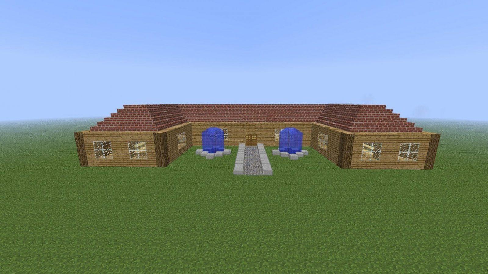 Minecraftschönes Haus Bauen Tutorial  Youtube von Minecraft Häuser Bauen Mit Anleitung Photo