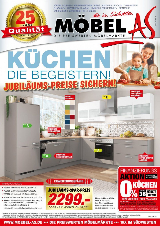 Möbel As Prospekte  Angebote Mit Aktionen von Möbel As Sandhausen Prospekt Bild