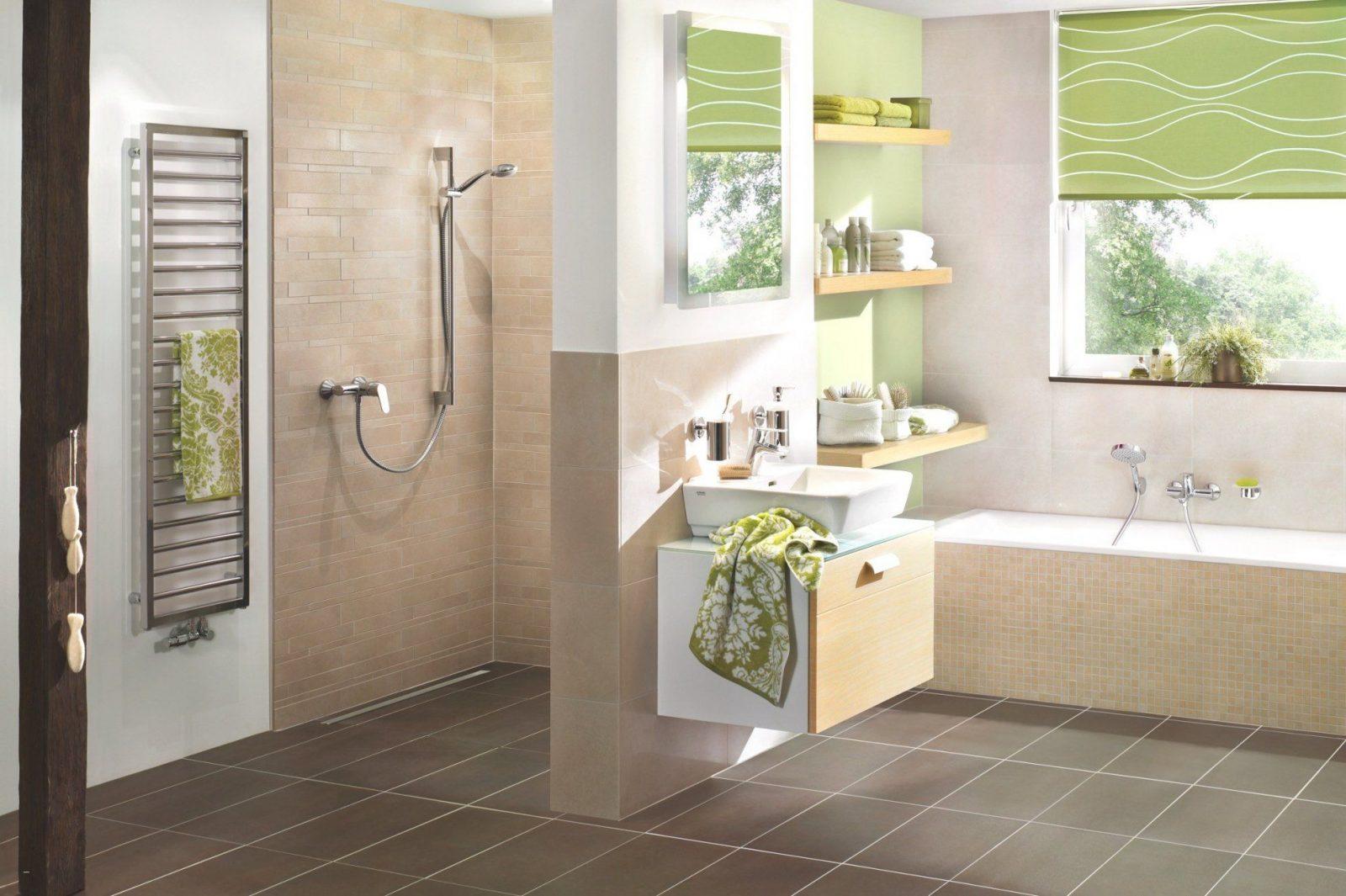 Moderne Badezimmer Fliesen Beige Elegant Tolles von