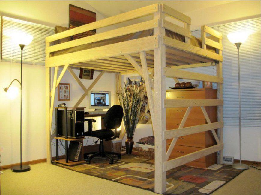 Moderne Hochbett Erwachsene  Design von Design Hochbett Für Erwachsene Bild