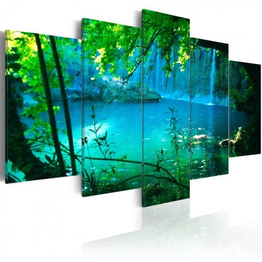 Modernes Wandbild Ca0002Bn (200X100 Cm)  5  Real von Leinwandbilder Xxl 5 Teilig Photo