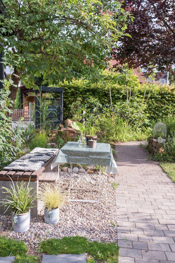 Morgens Im Garten  Leelah Loves von Kleine Sitzecke Im Garten Photo