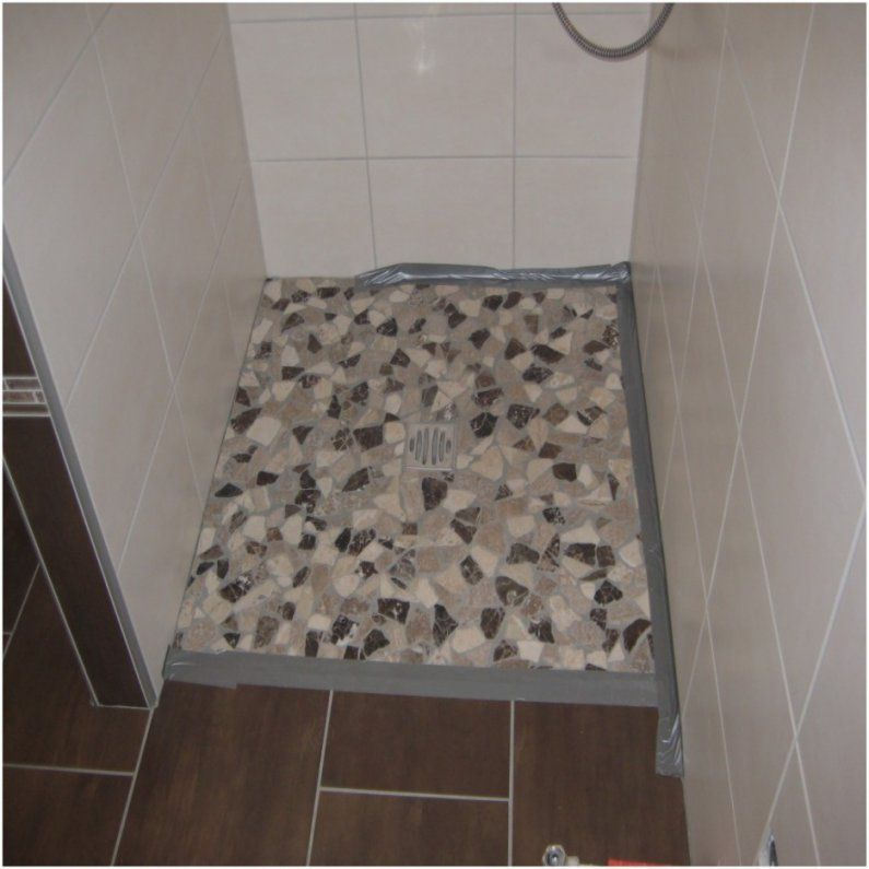 Mosaik In Der Dusche Finest Glas Mosaik Dusche Und Bad Mvharvio von Mosaik Fliesen Dusche Boden Photo