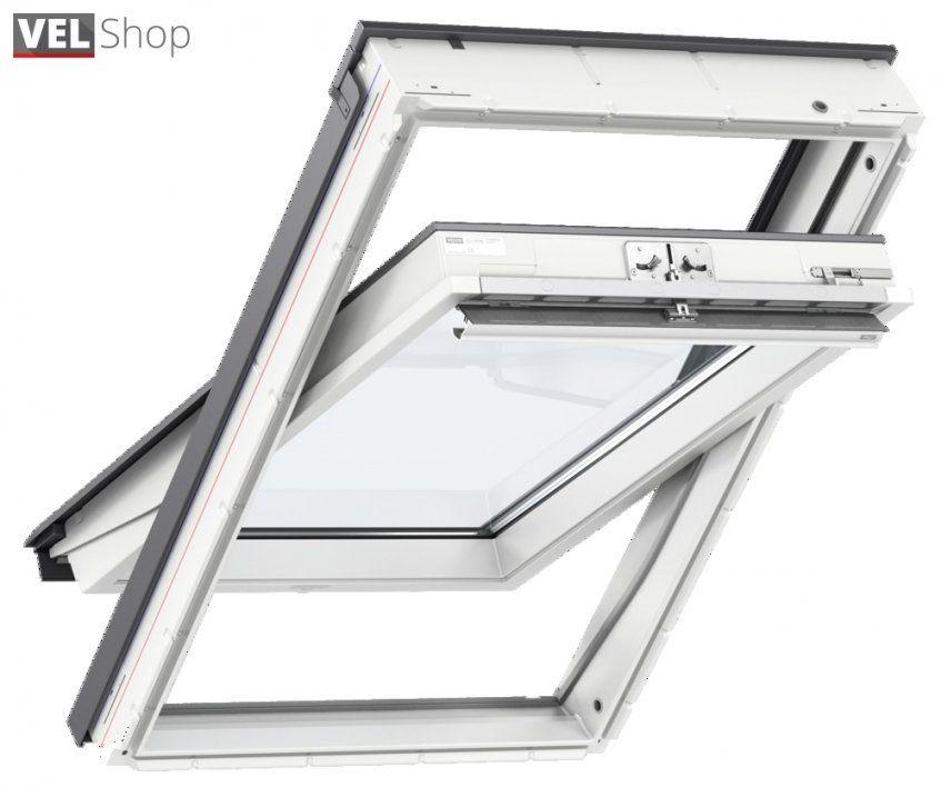 Neu 3Fach Verglasung Velux Dachfenster Schwingfenster Kunststoff von Velux 3 Fach Verglasung Bild