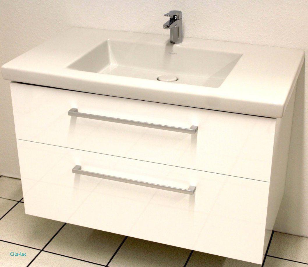 Neu Waschtisch Mit Unterschrank Und Spiegel  Badezimmer von Villeroy Und Boch Doppelwaschbecken Mit Unterschrank Photo