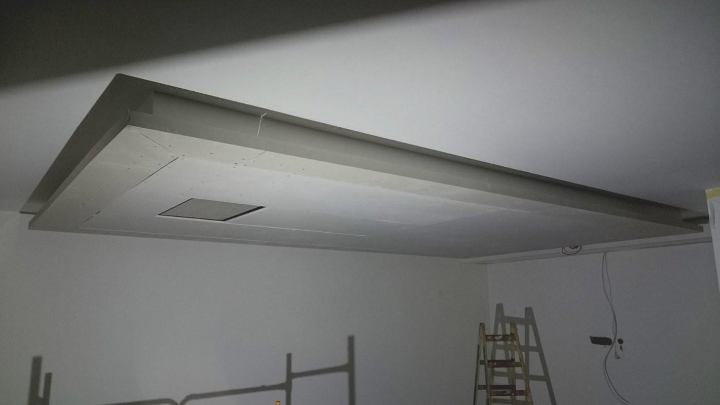 Neuesten Indirekte Beleuchtung Decke Selber Bauen Abgehängte Mit von Abgehängte Decke Selber Bauen Bild