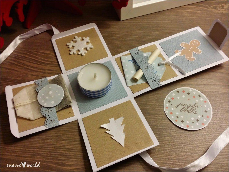 New Weihnachtsgeschenke Selber Machen Ideen Faszinierend Kleine von Kleine Weihnachtsgeschenke Selber Basteln Bild
