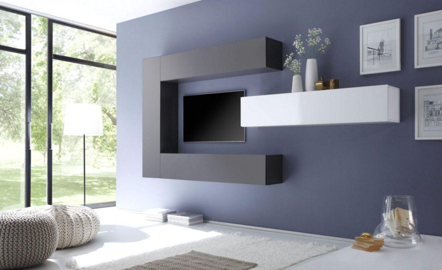 Oben Moderne Dekoration Design Wohnwand Hochglanz Waitingshare Für von Designer Wohnwand Weiß Hochglanz Photo
