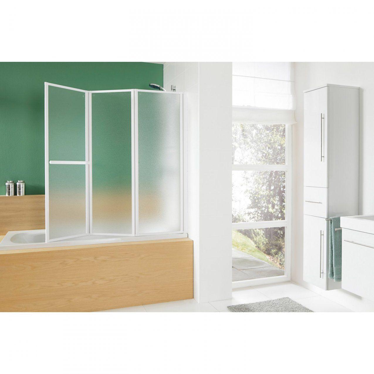 Obi Badewannenaufsatz Mit Handtuchhalter Mela Ii Echtglas 140 Cm X