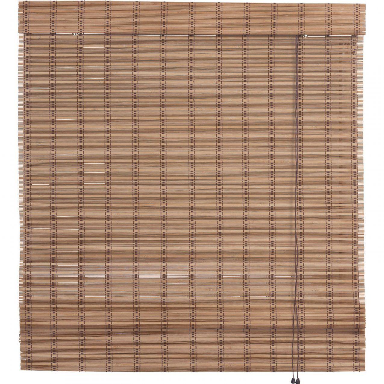 Obi Bambusraffrollo Mataro 60 Cm X 160 Cm Eiche Kaufen Bei Obi von Raffrollo 160 Cm Breit Bild