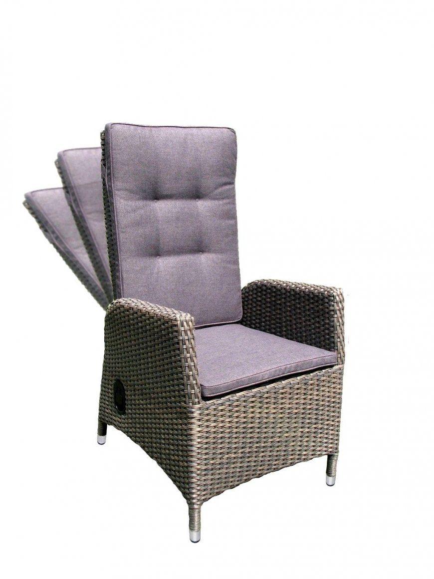 Opulent Design Ideas Polyrattan Sessel Verstellbarer Rückenlehne von Polyrattan Sessel Verstellbarer Rückenlehne Bild