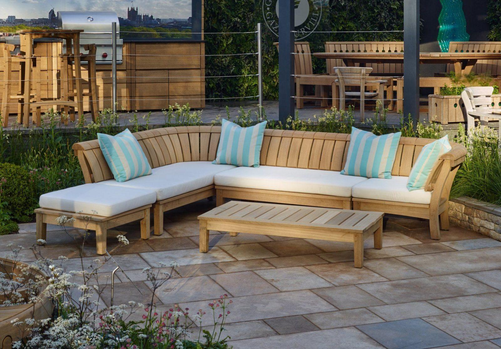 Outdoor Lounge Selber Bauen von Lounge Möbel Selber Bauen Bild