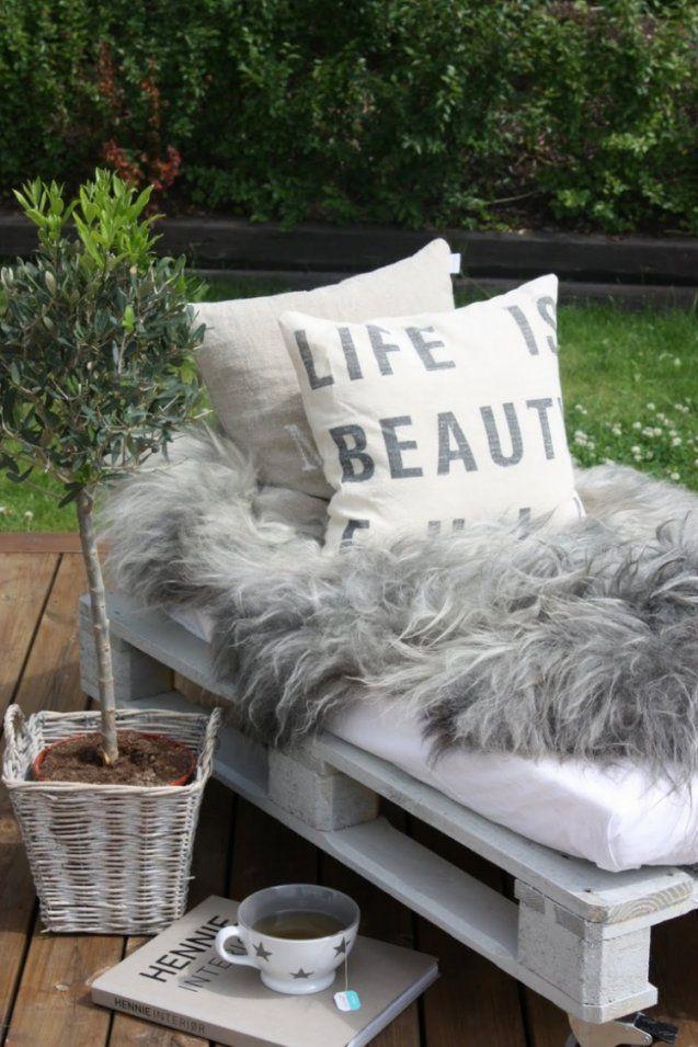 Paletten Ideen Garten Mit Ideen Für Kreative Verwendung Der Holz von Kreative Ideen Mit Europaletten Photo