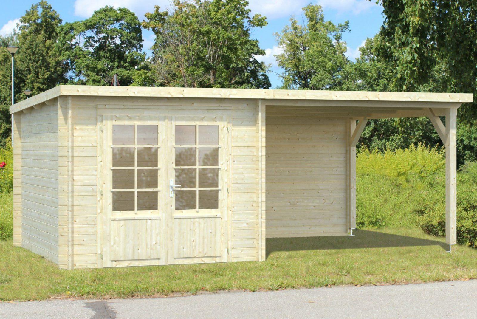 Palmako Gartenhaus Ella 69 + 82 M² Frb285330 von Gartenhaus 3 X 4 Meter Bild
