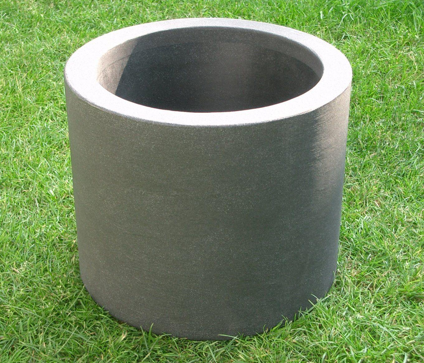 Pflanzkübel Rund Kunststoff Wg57 – Hitoiro von Pflanzkübel 80 Cm Durchmesser Photo