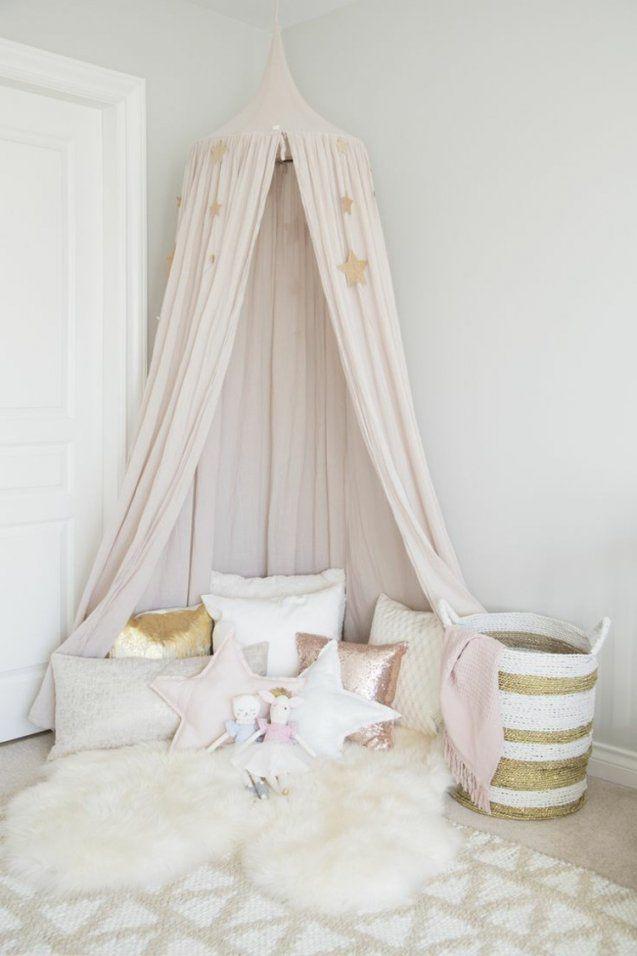 Phänomenale Inspiration Himmelbett Kinderzimmer Und Entzückende von Himmelbett Kind Selber Bauen Bild