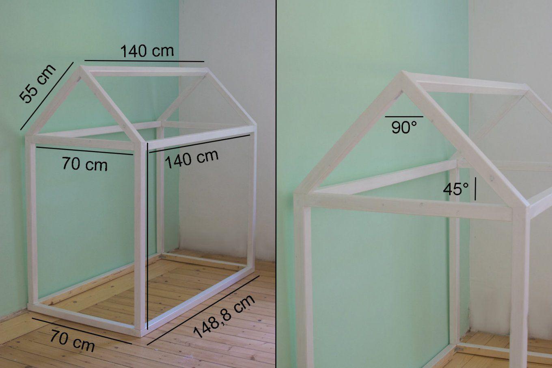 Phantasievolle Inspiration Kinderbett Haus Selber Bauen Und Schöne von Kinderbett Selber Bauen Haus Photo
