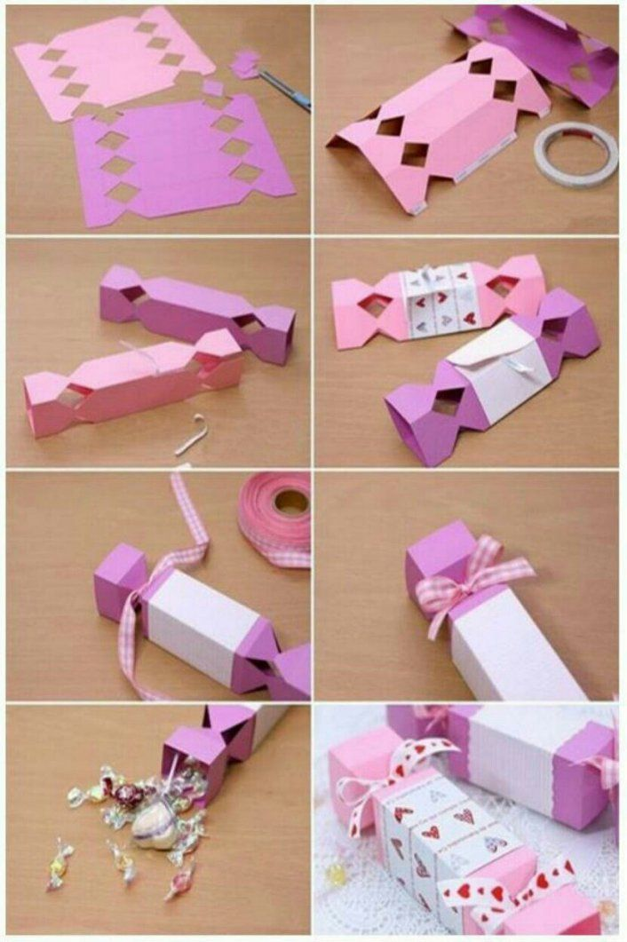 Pin Von Lizeth Hernandez Auf Origami  Pinterest von Kleine Schachteln Selber Basteln Bild