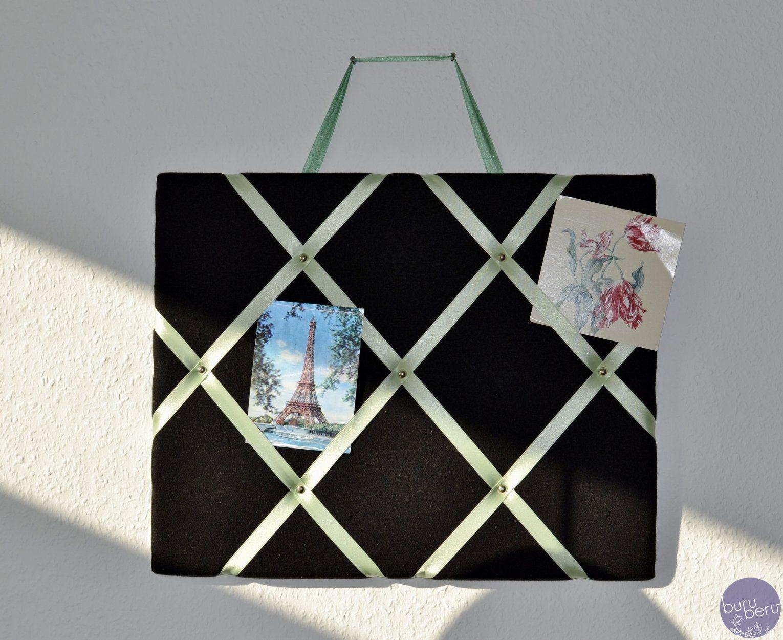 Pinnwand Selber Machen Stoff Cool Auf Kreative Deko Ideen Für Ihre von Pinnwand Selber Machen Stoff Bild