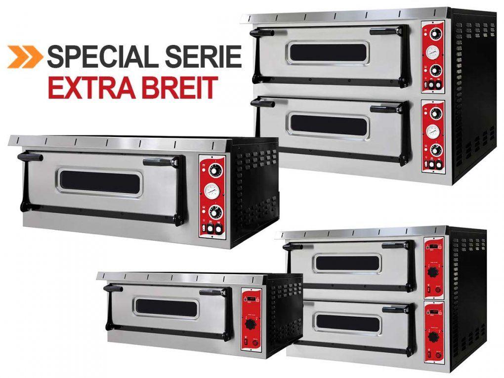 Pizzaofen Special Breit Für Pizzen Bis 12 X Ø 35 Cm 1 Ode von Ceranherd 50 Cm Breit Photo