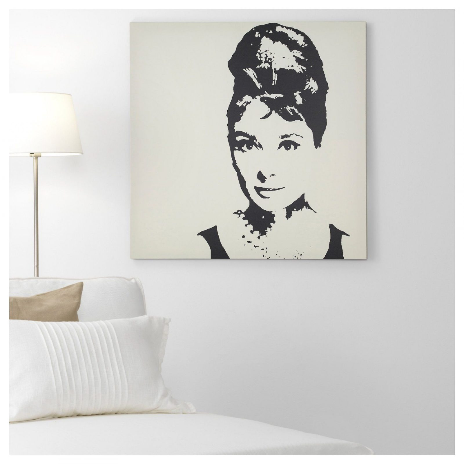 Pjätteryd Bild  Ikea von Audrey Hepburn Bild Ikea Bild