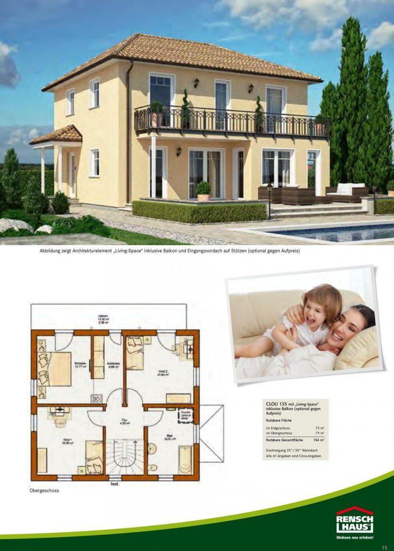Planen Bauen Leben C L O U Die Cleveren Häuser Von Renschhaus  Pdf von Rensch Haus Ausbaustufe Fast Fertig Bild