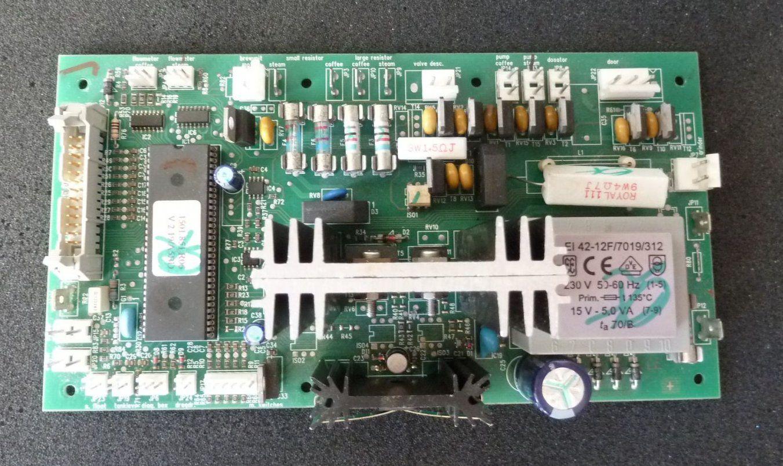 Platine Elektronik Miele Cva 620 Kaffeevollautomat von Miele Kaffeevollautomat Cva 620 Bild