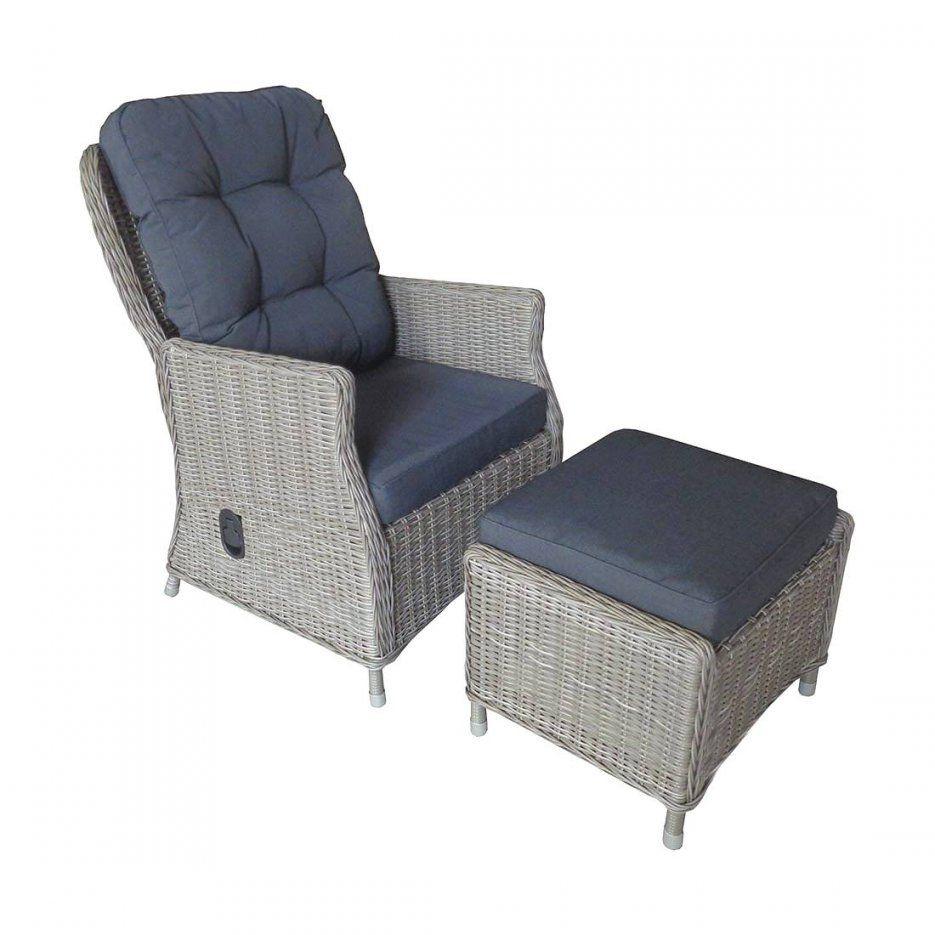 Polyrattan Sessel Verstellbarer Ruckenlehne Gartenmöbel Sets Aus von Polyrattan Sessel Verstellbarer Rückenlehne Bild