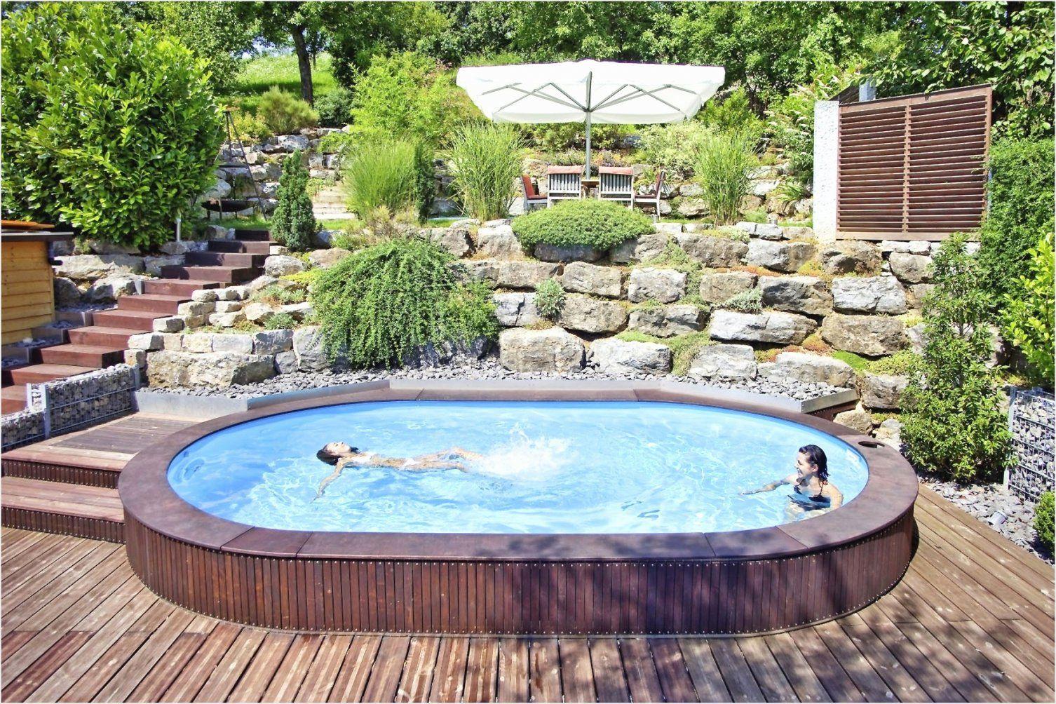 Pool Im Garten Integrieren Pool Im Garten Integrieren Haus Ideen von Pool Im Garten Integrieren Bild