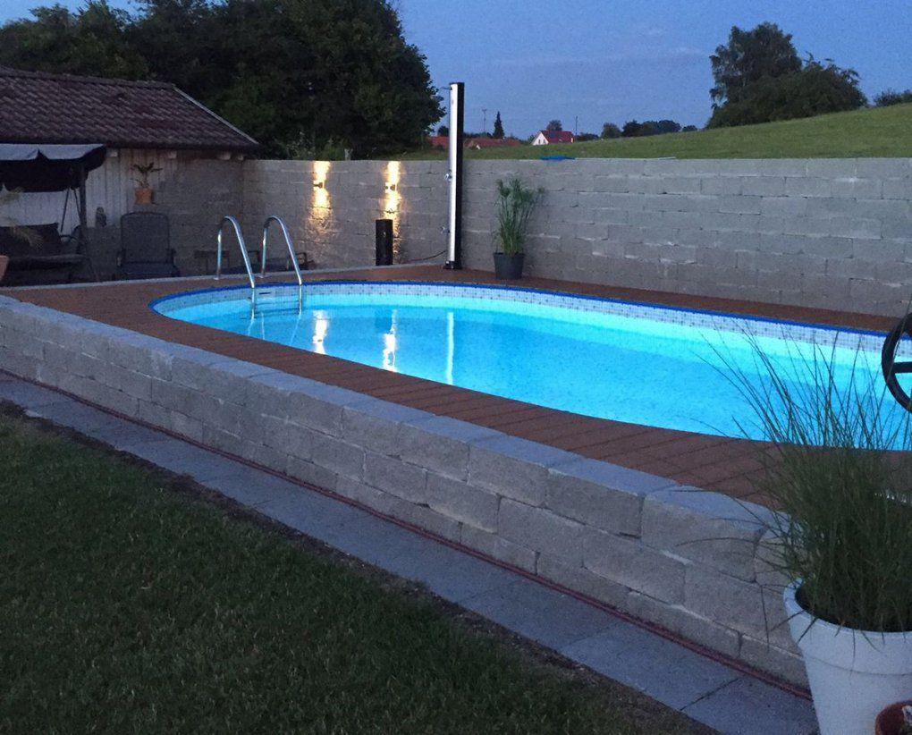 Poolakademie  Bauen Sie Ihren Pool Selbst Wir Helfen Ihnen von Pool Deck Selber Bauen Bild