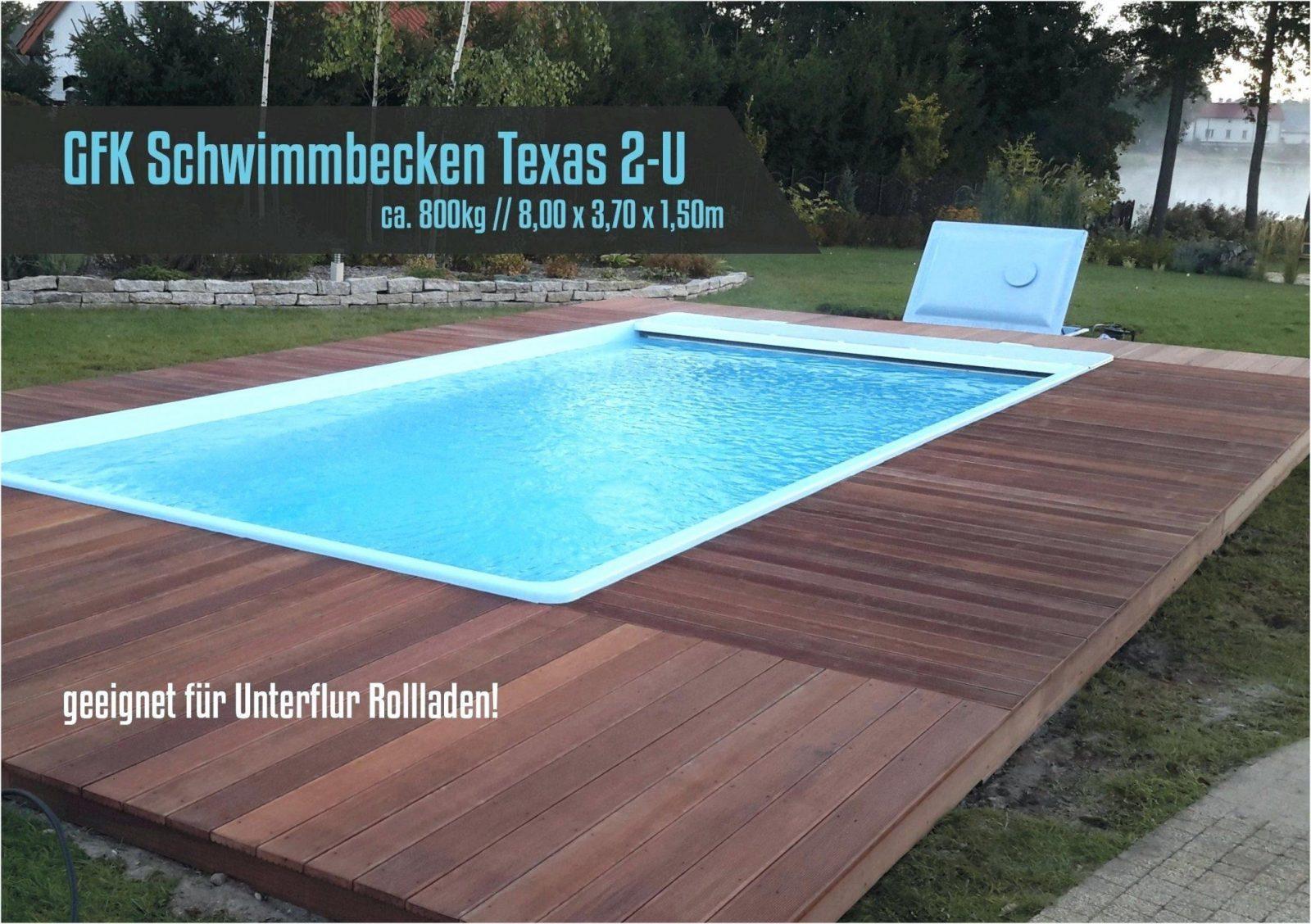 Pooluberdachung Selber Bauen Luxus Glasfaser Pool Beautiful Holz von Pool Deck Selber Bauen Bild