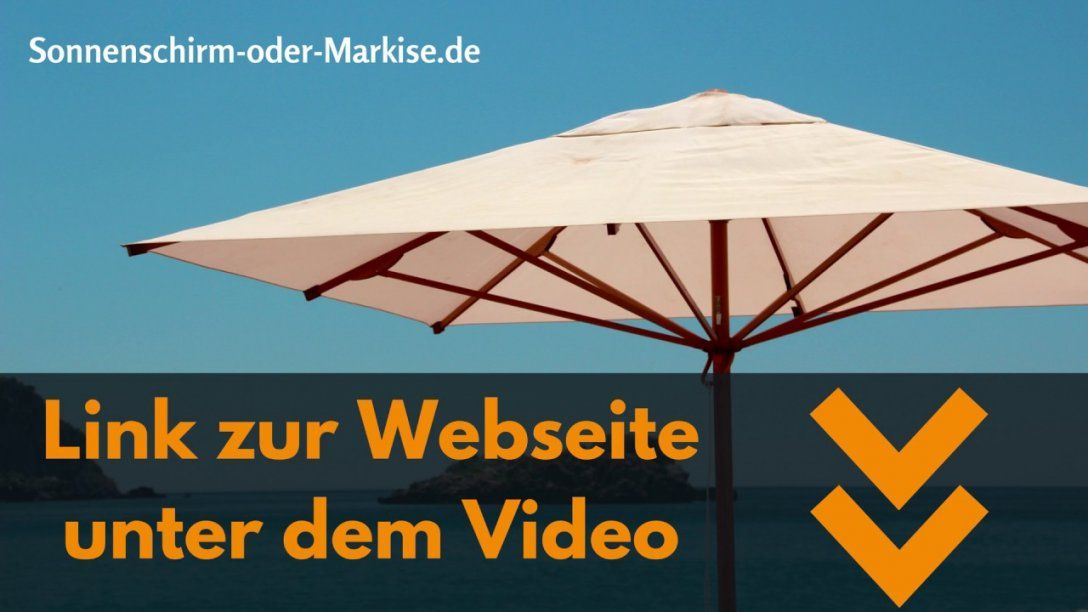 Prime Tech Markisen Test  Youtube von Markisen Test Stiftung Warentest Photo