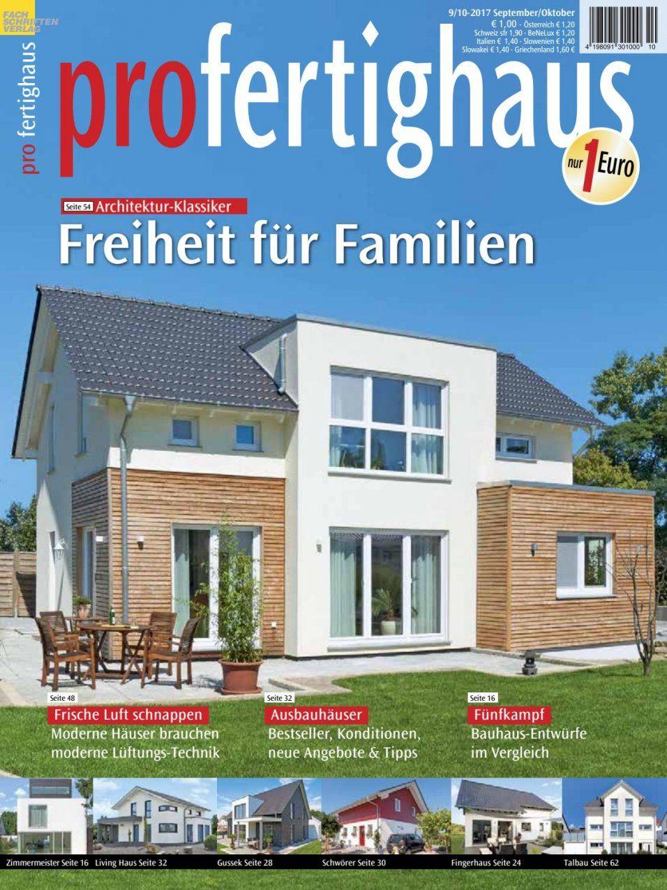Pro Fertighaus 9102017Fachschriften Verlag  Issuu von Rensch Haus Ausbaustufe Fast Fertig Bild