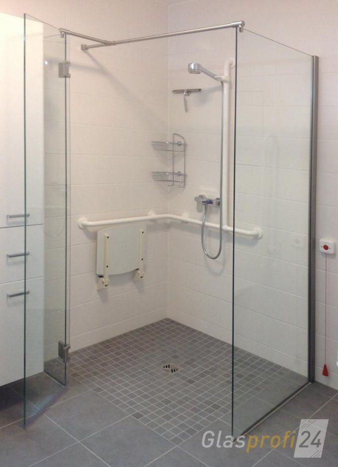 Projects Idea Barrierefreie Dusche Ebenerdige Bauen Aus Glas von Barrierefreie Dusche Selber Bauen Photo
