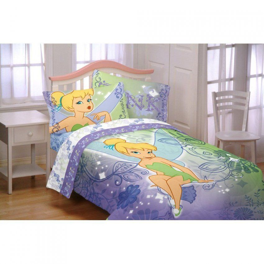 Purple Blue And Green Tinker Bell Beddingif Only They Made This von Tinker Bell Bed Sets Bild