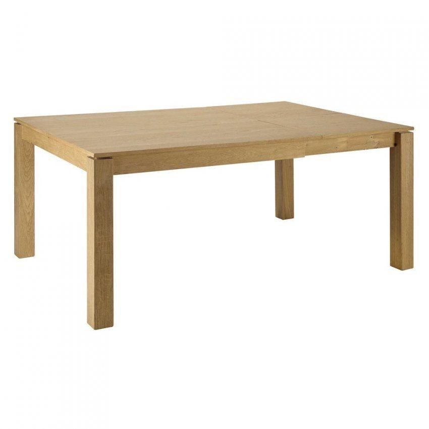 Quadratischer Ausziehbarer Esstisch 4 Bis 8 Personen Aus Eiche L120 von Esstisch Quadratisch 8 Personen Bild