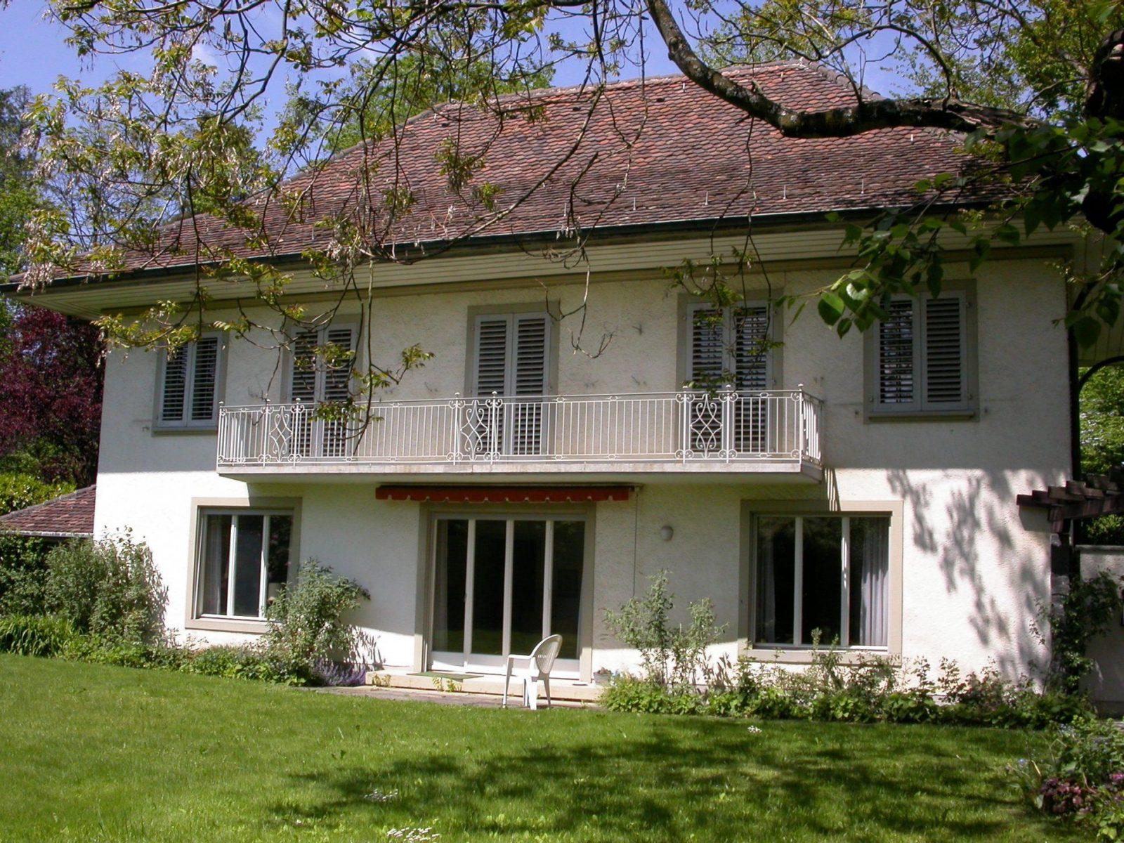 Referenzobjekte von Haus Kaufen In Schweiz Bild