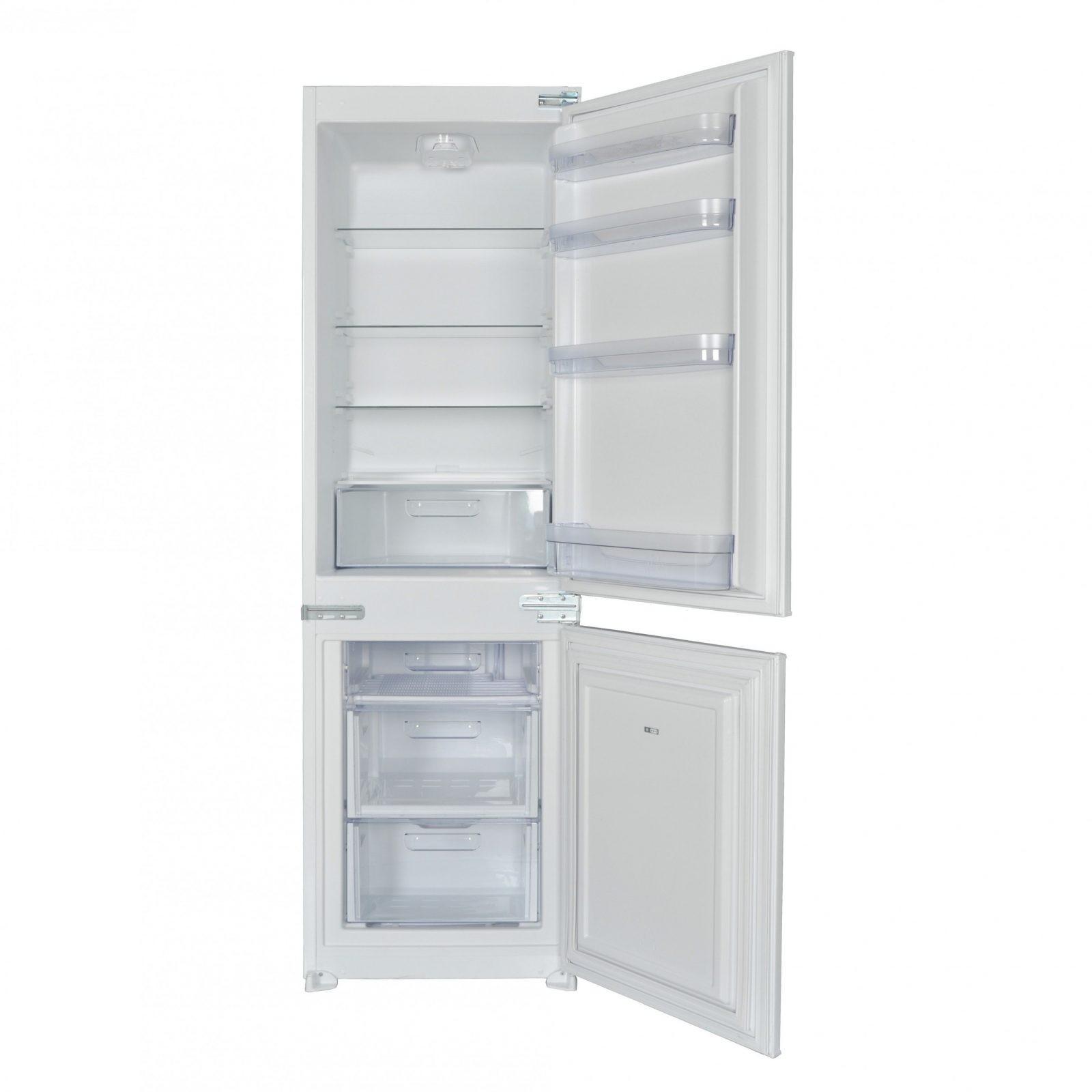 Respekta Einbau Kühlschrank Kühl Kombi Kombination Gefrierschrank von Einbaukühlschrank Ohne Gefrierfach 178 Cm Bild