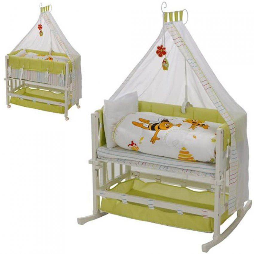 Roba Room Bed Babysitter 4In1 von Roba Stubenbett Babysitter 4In1 Bild