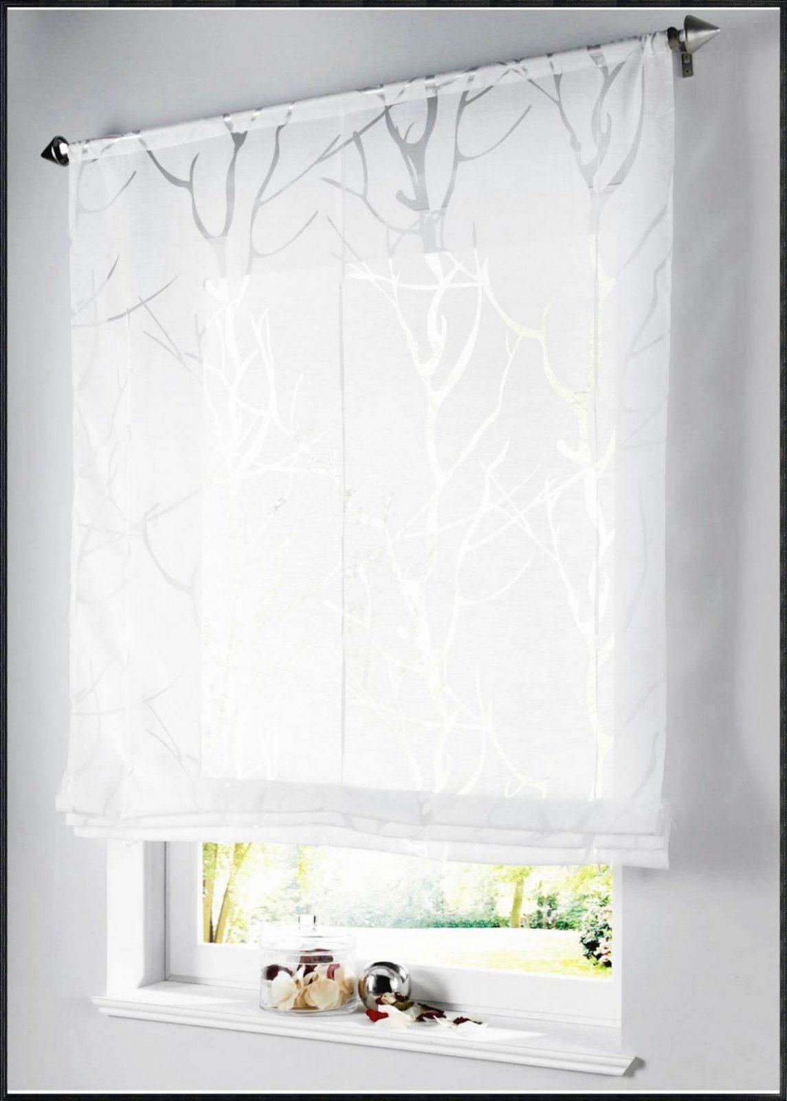 Rollo Gestreift Good Gestreift Home Interior Referenz Raffrollo von Raffrollo Schwarz Weiß Gestreift Photo