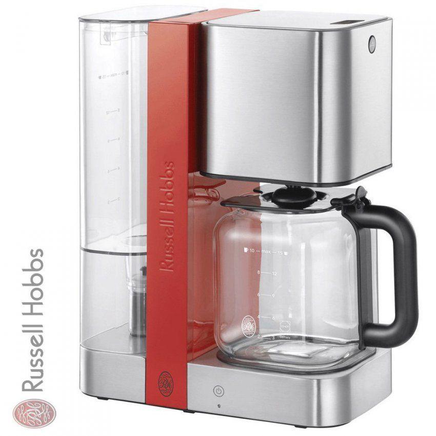 Russell Hobbs Kaffeemaschine Russell Hobbs Kaffeemaschine Jewels von Russell Hobbs Kaffeemaschine Glass Line Bild