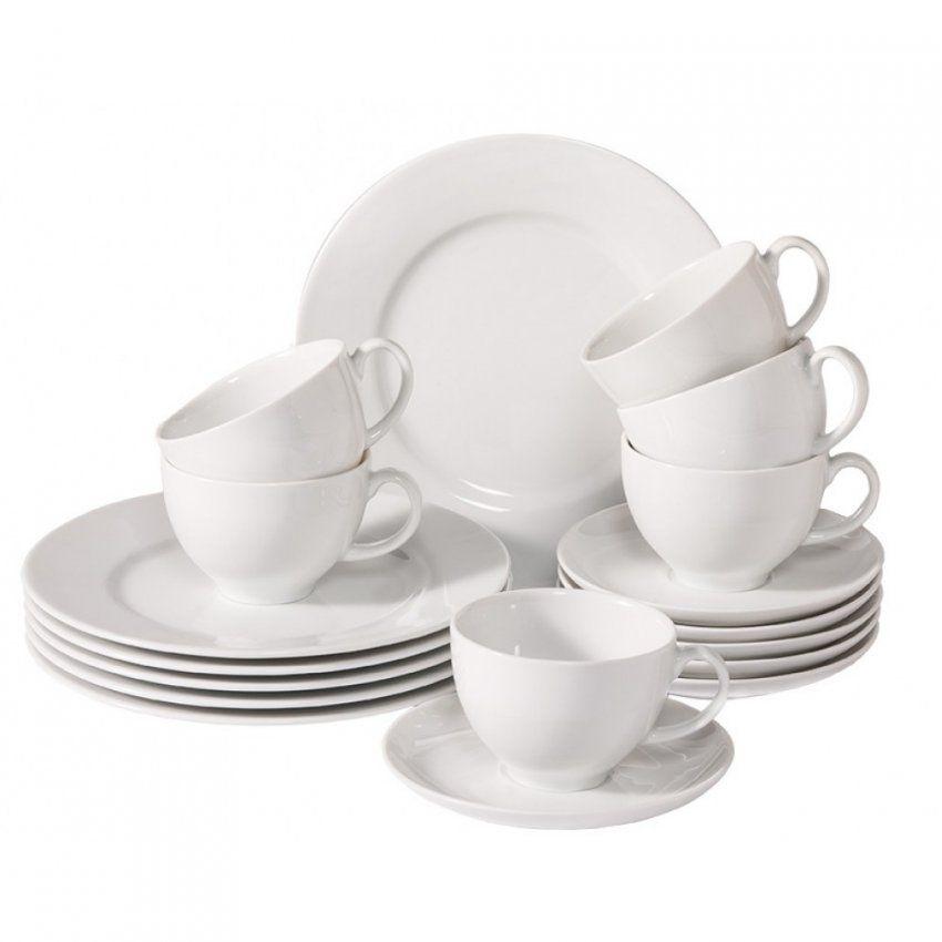 Sales Design Vertriebsgesellschaft Mbh  Kaffee Set 18Tlg von Villeroy Und Boch Geschirr Basic White Bild