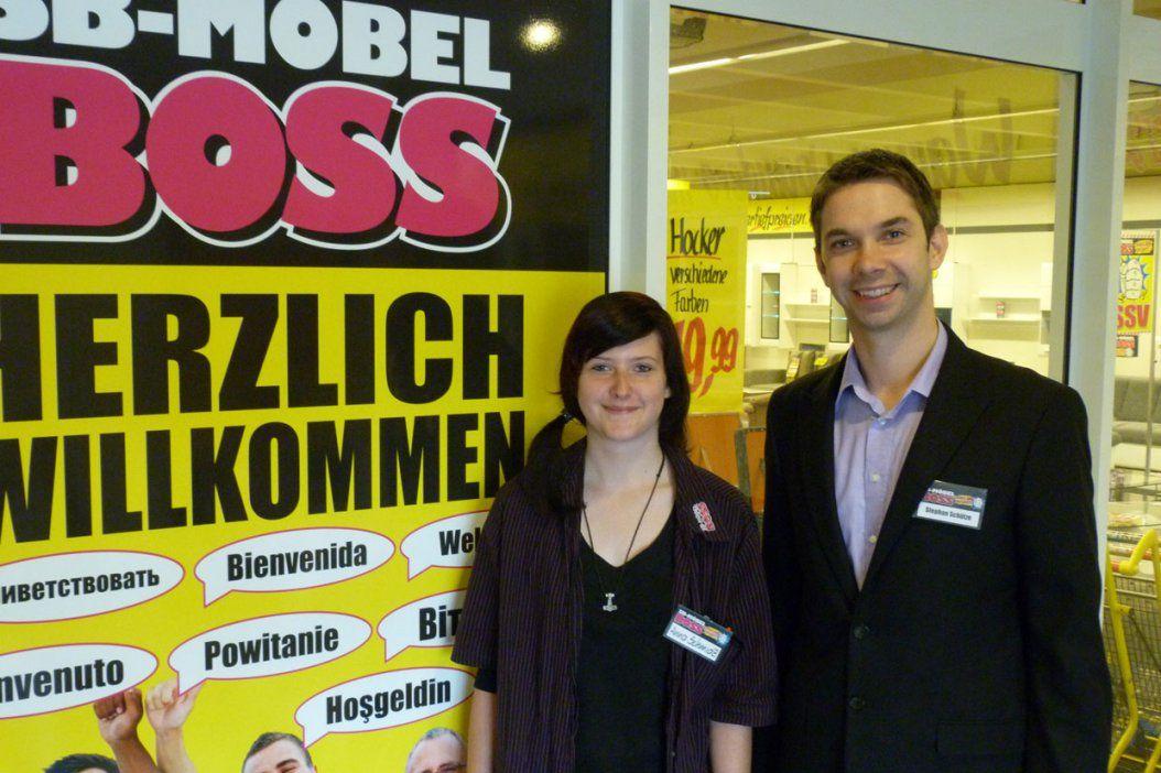 Sb Möbel Boss Handels Gmbh & Co Kg Altenburg  Schülern Wirtschaft von Sb Möbel Boss Gera Bild