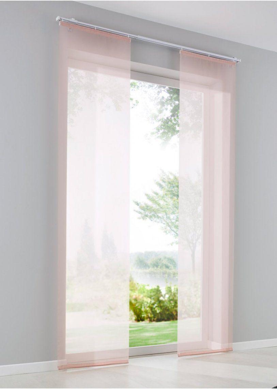 Schiebegardinen Für Stilvolle Lichteffekte  Bonprix von Gardinen 2 60 M Lang Photo
