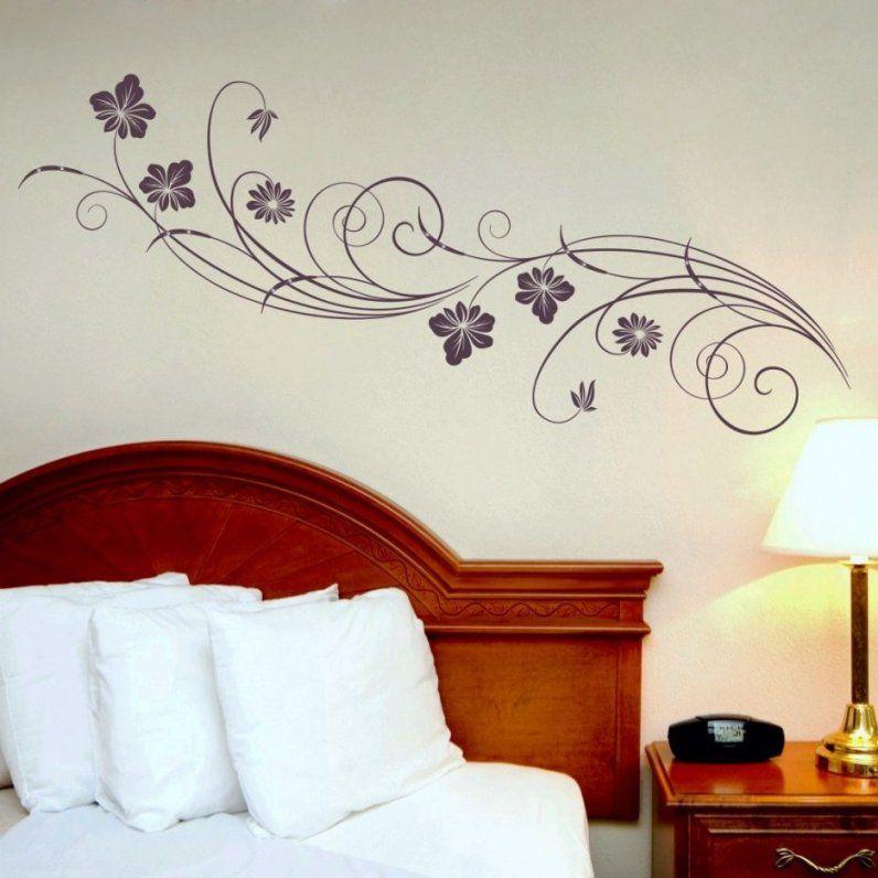 Schlafzimmer Erstaunlich Schlafzimmer Wandtattoo Ideen Wandtattoo von Wandtattoo Schlafzimmer Selber Malen Bild