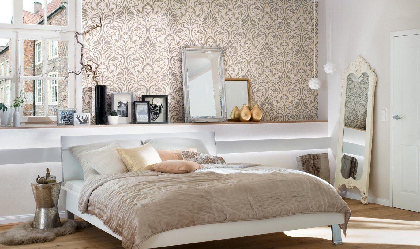 Schlafzimmer Nemerkenswert Tapeten Schlafzimmer Design Tapeten von Tapeten Schlafzimmer Schöner Wohnen Bild