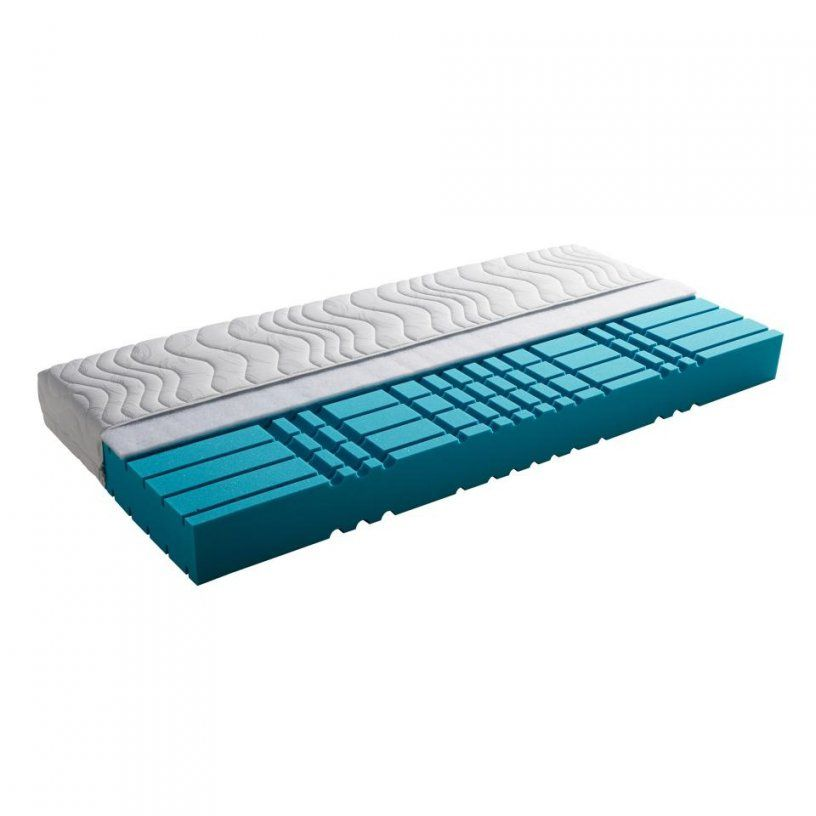 Schlaraffia® Ultra Fresh 7Zonenkomfortschaummatratze (100X200 H2 von Schlaraffia Ultra Fresh 140X200 Bild